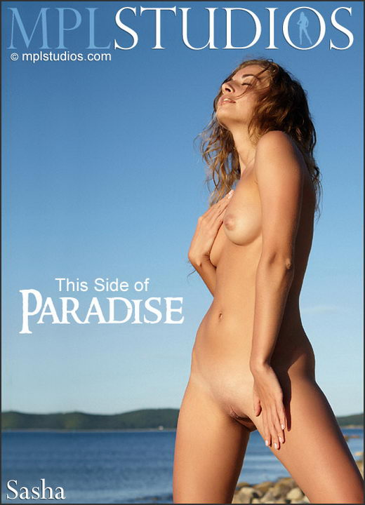 Sasha - `This Side of Paradise` - by Nudero for MPLSTUDIOS