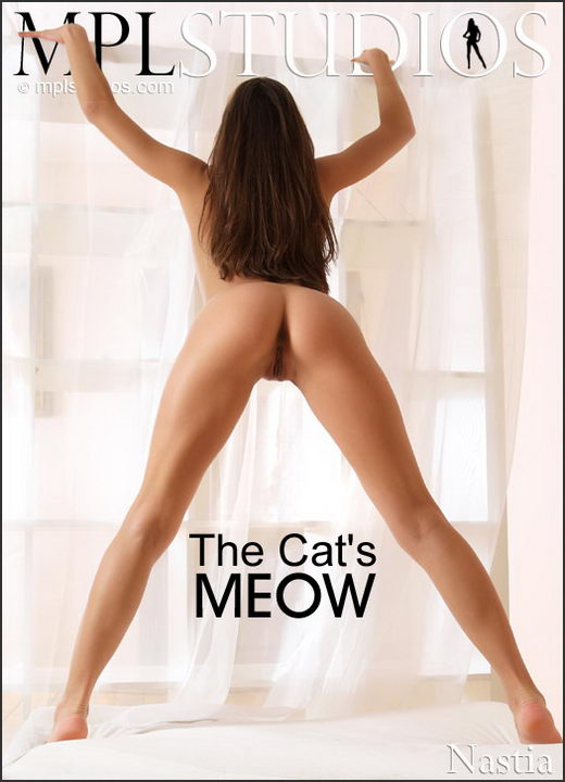 Nastia - `The Cat's Meow` - by Alexander Fedorov for MPLSTUDIOS