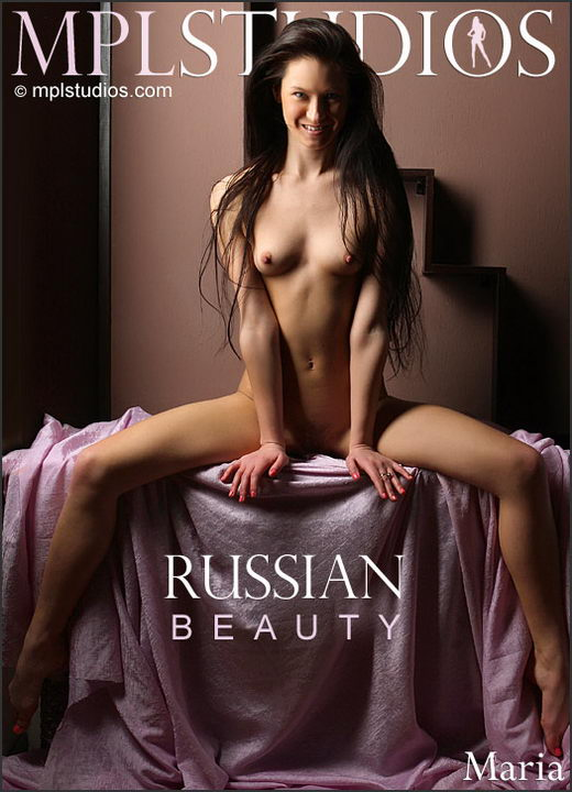 Maria - `Russian Beauty` - by Alexander Fedorov for MPLSTUDIOS