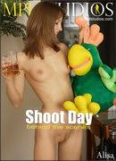 Alisa - Shoot Day: Behind the Scenes