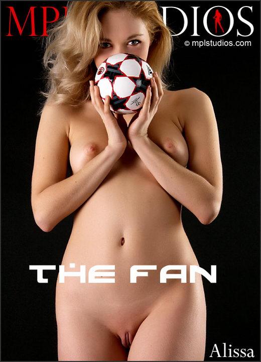 Alissa - `The Fan` - by Aztek Santiago for MPLSTUDIOS