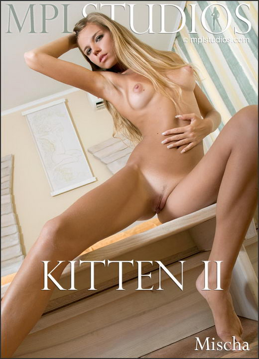 Mischa - `Kitten 2` - by Max Asolo for MPLSTUDIOS