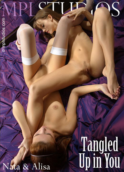 Nata & Alisa - `Tangled Up in You` - by Fedorov for MPLSTUDIOS