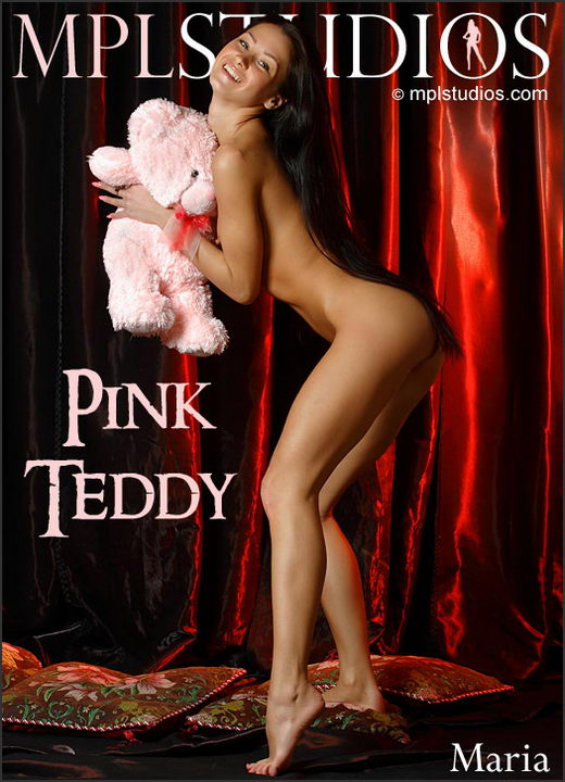 Maria - `Pink Teddy` - by Fedorov for MPLSTUDIOS