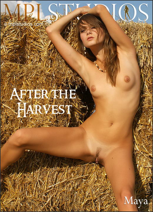 Maya - `After the Harvest` - by Miguel Bonanito for MPLSTUDIOS