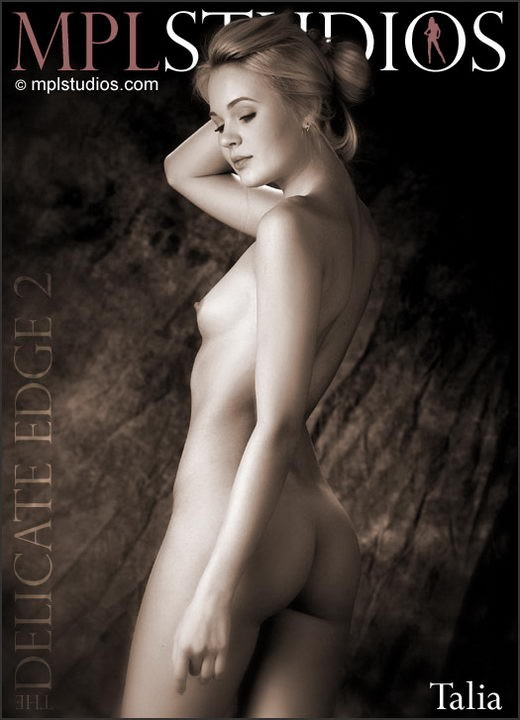 Talia - `The Delicate Edge 2` - by Jan Svend for MPLSTUDIOS