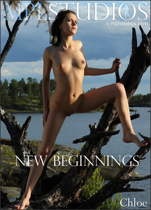 Chloe - `New Beginnings` - by Alexander Fedorov for MPLSTUDIOS