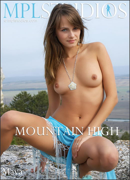 Maya - `Mountain High` - by Miguel Bonanito for MPLSTUDIOS