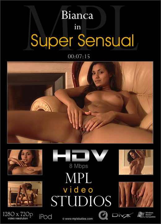 Bianca - `Super Sensual` - by Alexander Fedorov for MPLSTUDIOS