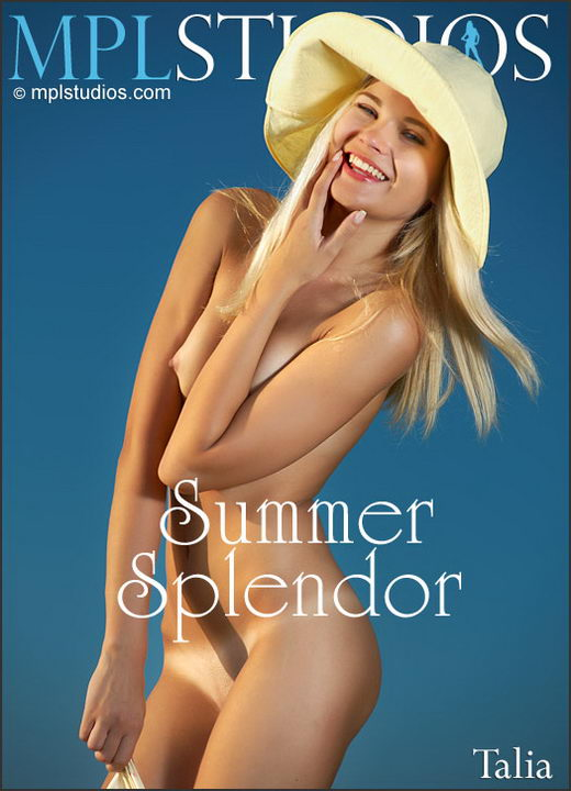 Talia - `Summer Splendor` - by Jan Svend for MPLSTUDIOS