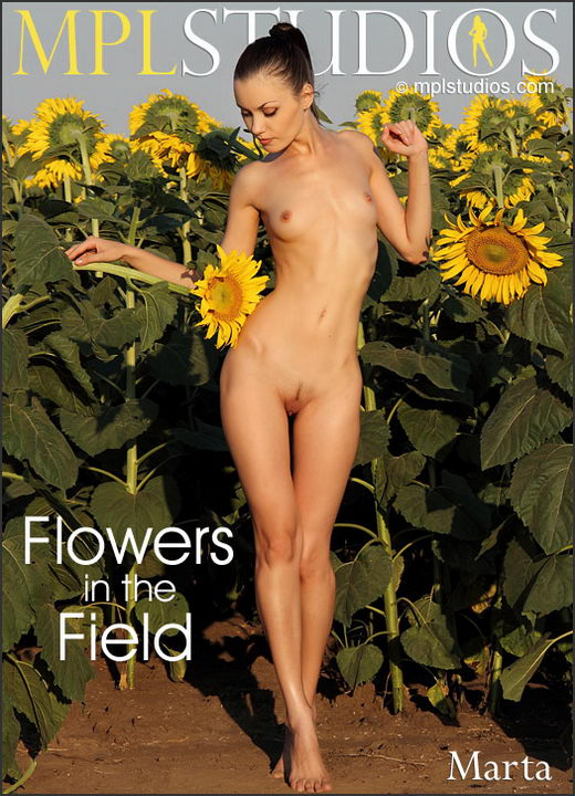Marta - `Flowers in the Field` - by Aztek Santiago for MPLSTUDIOS