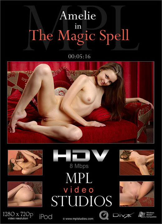 Amelie - `The Magic Spell` - by Jan Svend for MPLSTUDIOS