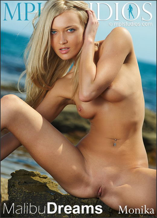 Monika - `Malibu Dreams` - by Jan Svend for MPLSTUDIOS
