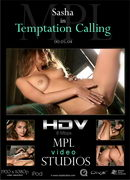 Sasha in Temptation Calling video from MPLSTUDIOS by Nudero