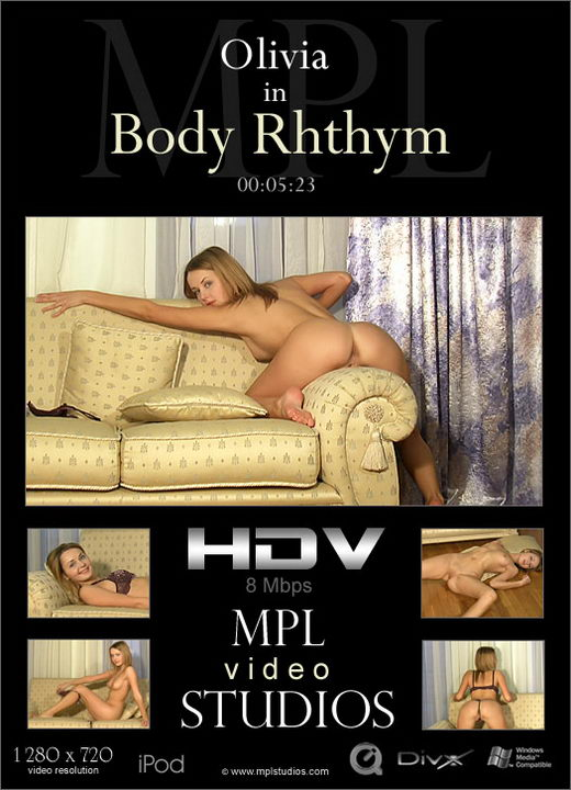 Olivia - `Body Rhythm` - by Michael Maker for MPLSTUDIOS