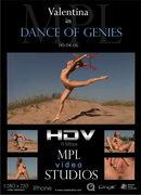 Dance of Genies