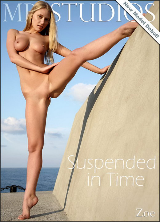 Zoe - `Suspended in Time` - by Henry Sharpe for MPLSTUDIOS