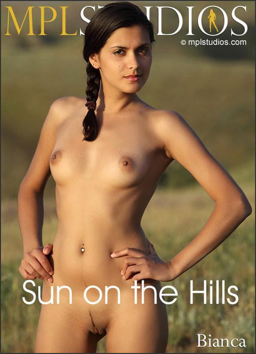 Bianca - `Sun on the Hills` - by Tyson Laroche for MPLSTUDIOS