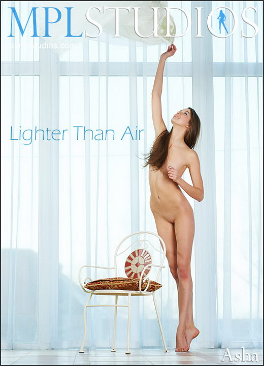Asha - `Lighter Than Air` - by Jan Svend for MPLSTUDIOS