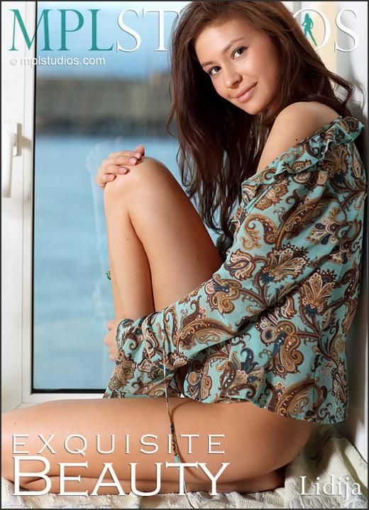 Lidija - `Exquisite Beauty` - by Andrey Svetlov for MPLSTUDIOS
