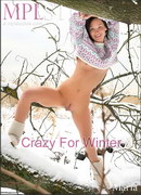 Maria in Crazy For Winter gallery from MPLSTUDIOS by Alexander Fedorov