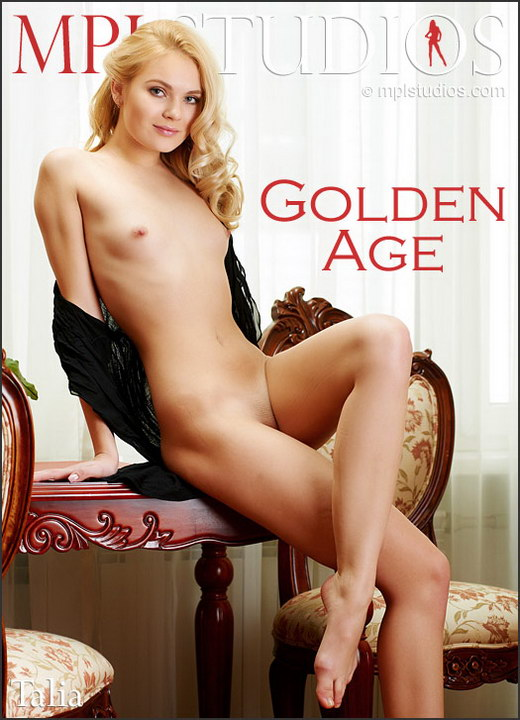 Talia - `Golden Age` - by Jan Svend for MPLSTUDIOS