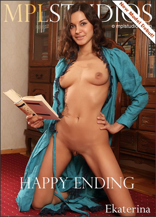 Ekaterina - `Happy Ending` - by Alexander Petek for MPLSTUDIOS