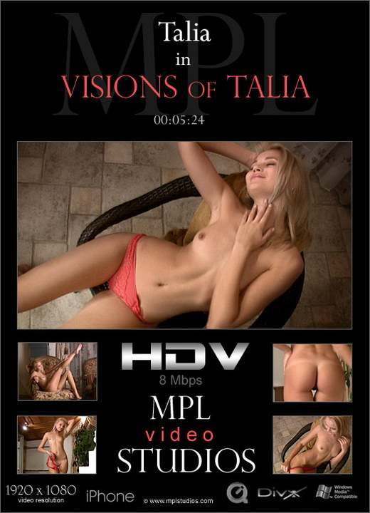 Talia - `Visions of Talia` - by Jan Svend for MPLSTUDIOS