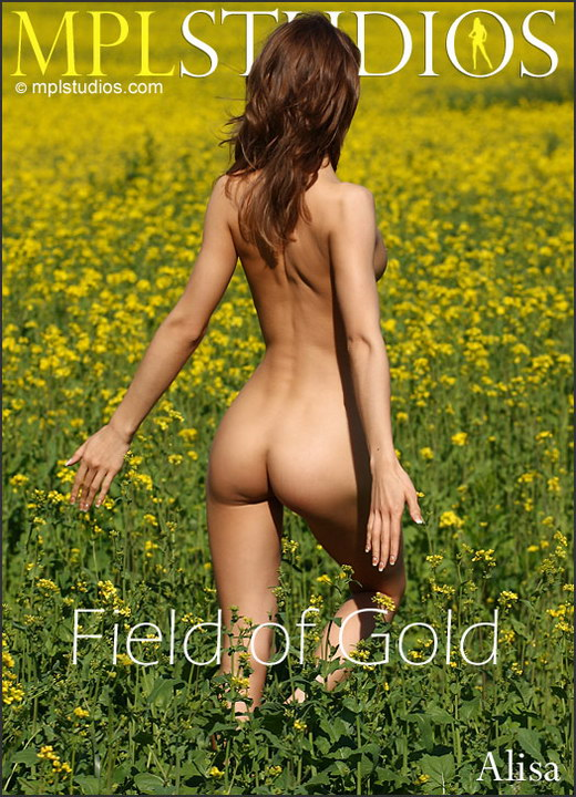 Alisa - `Field of Gold` - by Alexander Fedorov for MPLSTUDIOS