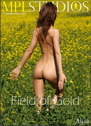 Alisa in Field of Gold gallery from MPLSTUDIOS by Alexander Fedorov