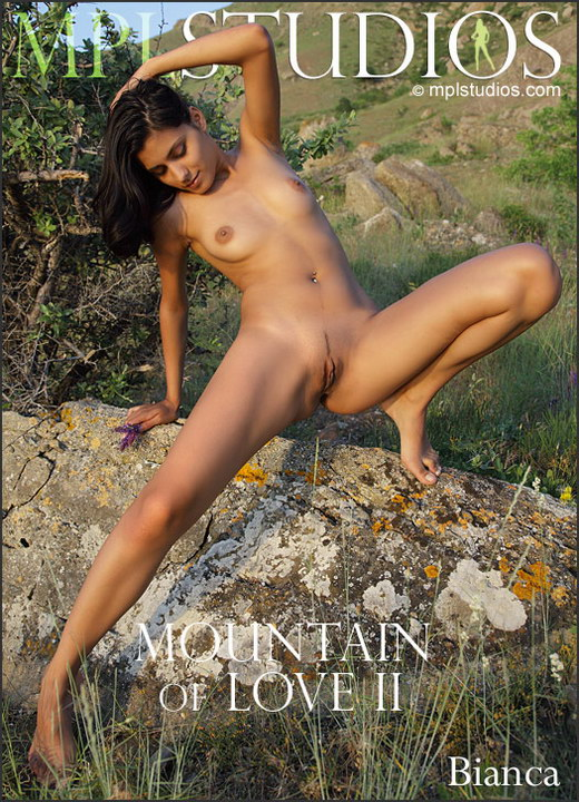 Bianca - `Mountain of Love 2` - by Tyson Laroche for MPLSTUDIOS