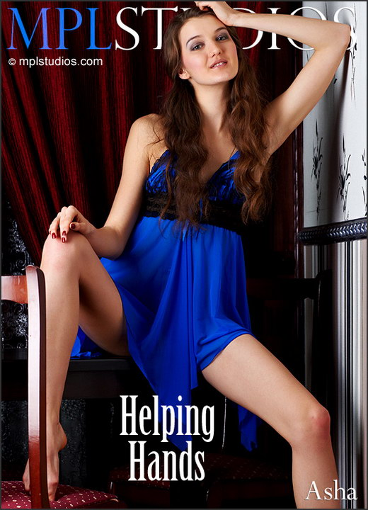 Asha - `Helping Hands` - by Jan Svend for MPLSTUDIOS