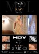 Sarah - Raw