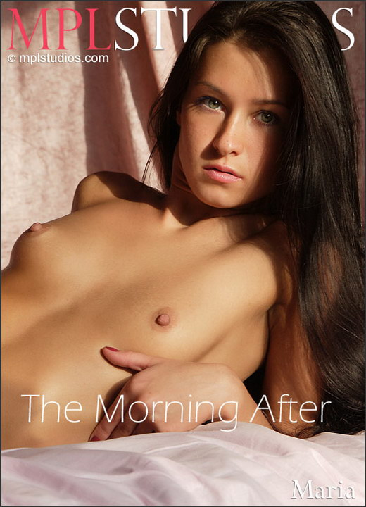 Maria - `The Morning After` - by Alexander Fedorov for MPLSTUDIOS