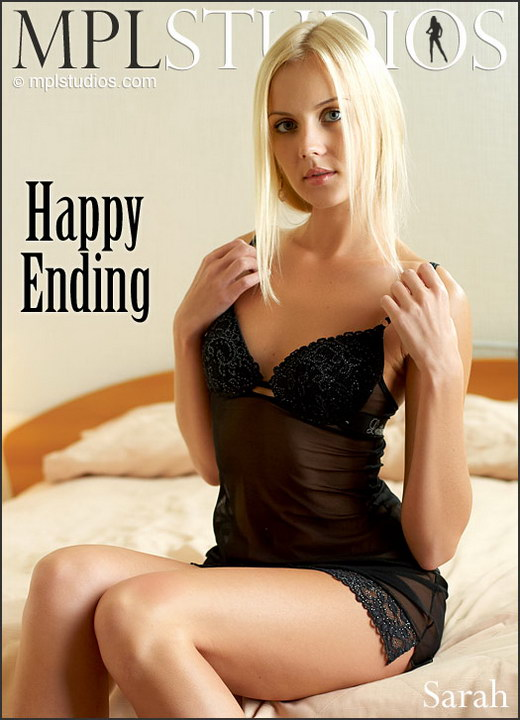 Sarah - `Happy Ending` - by Jan Svend for MPLSTUDIOS