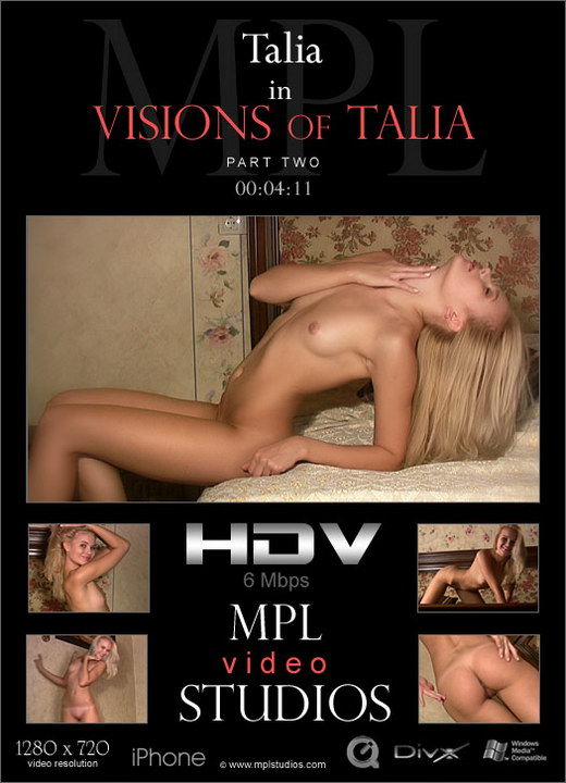 Talia - `Visiona of Talia 2` - by Jan Svend for MPLSTUDIOS