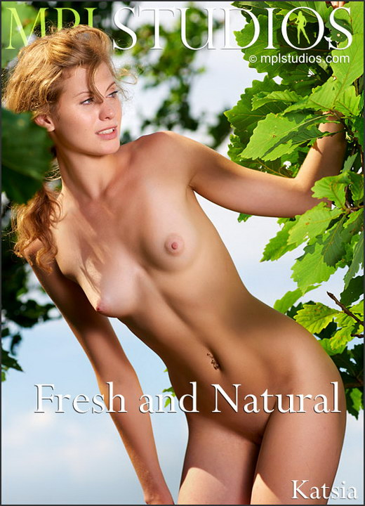 Katsia - `Fresh and Natural` - by Jan Svend for MPLSTUDIOS