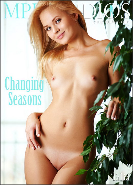 Talia - `Changing Seasons` - by Jan Svend for MPLSTUDIOS