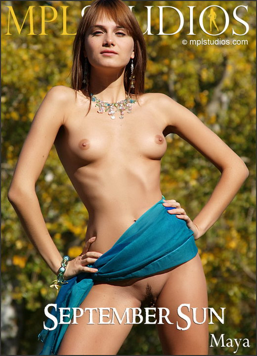 Maya - `September Sun` - by Aztek Santiago for MPLSTUDIOS
