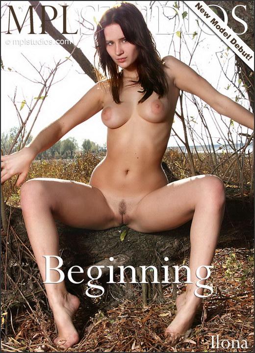 Ilona - `Beginning` - by Aztek Santiago for MPLSTUDIOS
