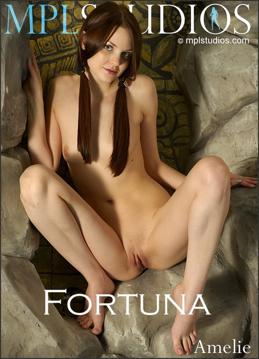 Amelie - `Fortuna` - by Jan Svend for MPLSTUDIOS