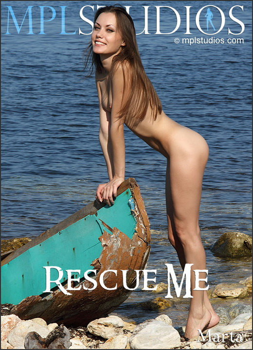 Marta - `Rescue Me` - by Aztek Santiago for MPLSTUDIOS