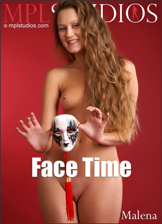 Malena - `Face Time` - by Aztek Santiago for MPLSTUDIOS