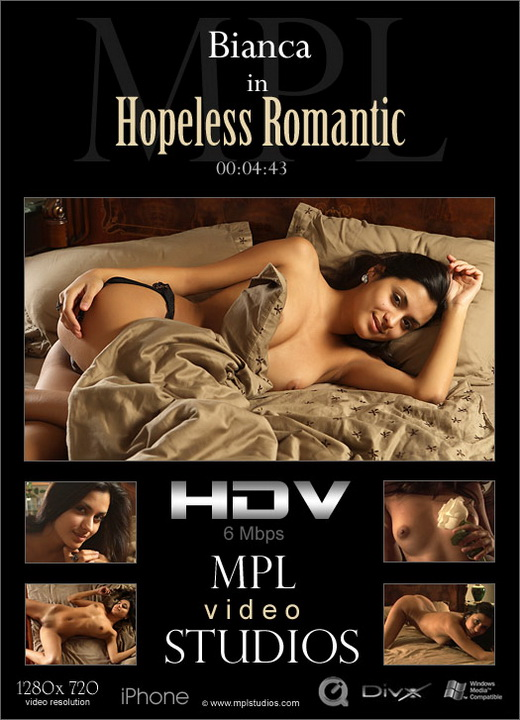 Bianca - `Hopeless Romantic` - by Alexander Fedorov for MPLSTUDIOS