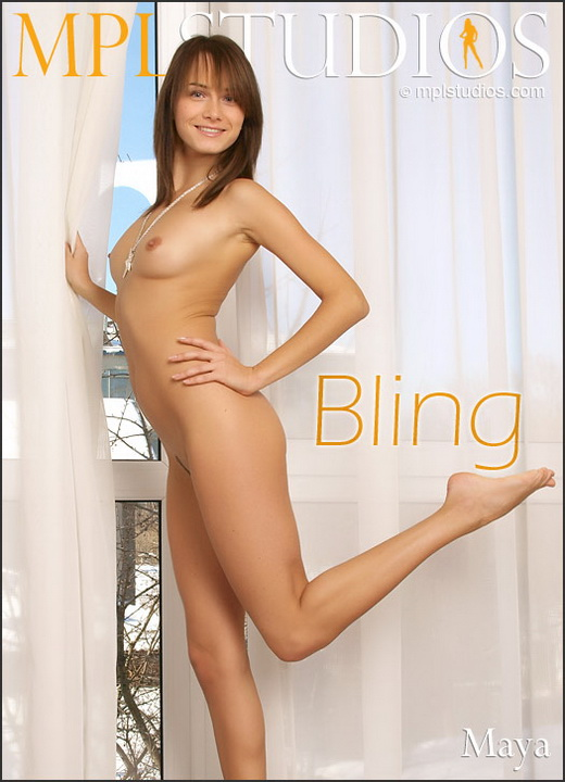 Maya - `Bling` - by Aztek Santiago for MPLSTUDIOS