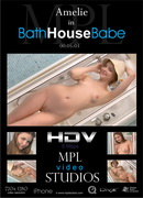 Amelie - Bath House Babe