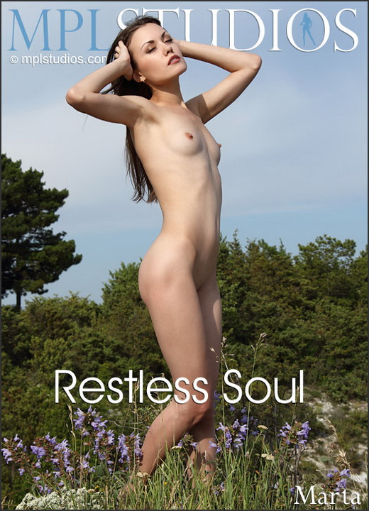 Marta - `Restless Soul` - by Aztek Santiago for MPLSTUDIOS