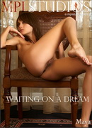 Maya in Waiting on a Dream gallery from MPLSTUDIOS by Aztek Santiago