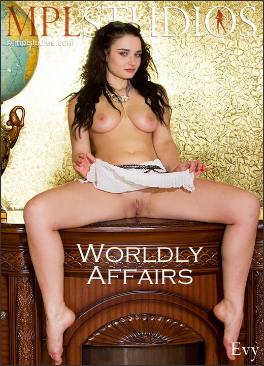 Evy - `Worldly Affairs` - by Alexander Petek for MPLSTUDIOS