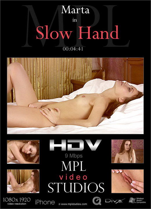 Marta - `Slow Hand` - by Aztek Santiago for MPLSTUDIOS